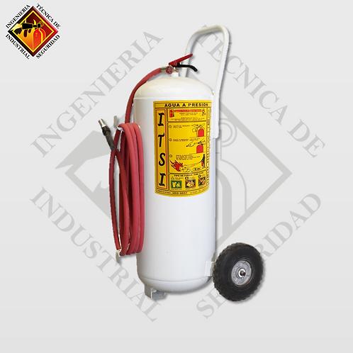 Unidad Móvil H2O 34 L