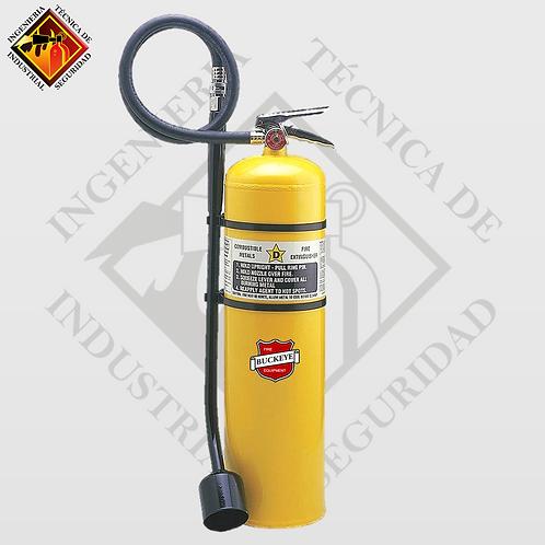 Extintor Buckeye 13.6 Kg (30 Lbs)