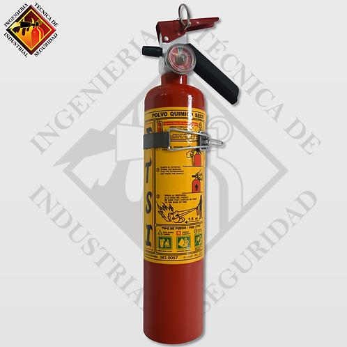 Extintor de PQS 1 Kg