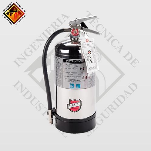 Extintor Buckeye 6 L