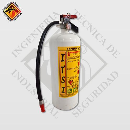Extintor de Espuma AFFF 6 L