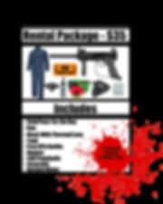 Rental Package 2019 Walk On Rental Packa