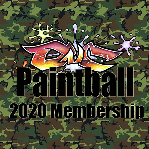 DNC Paintball 2020 Membership