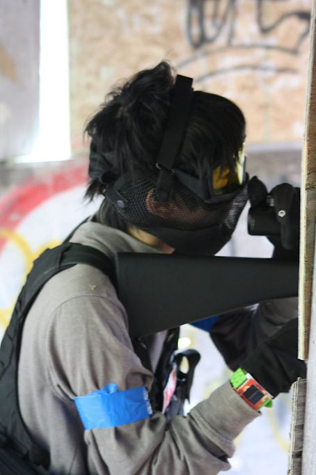 Saskaoon Airsoft Divide N Conquer Paintball
