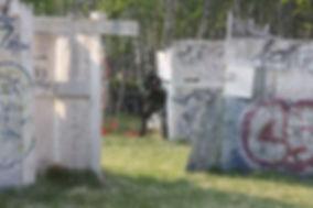 Saskaoon Airsoft Divide N Conquer Paintball