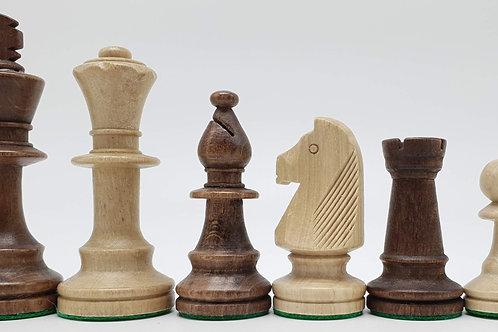 Шахматы турнирные деревянные Стаунтон №5