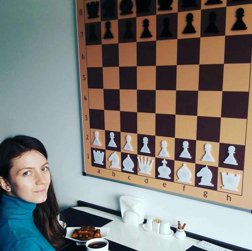 Кава і шахи - чудове поєднання