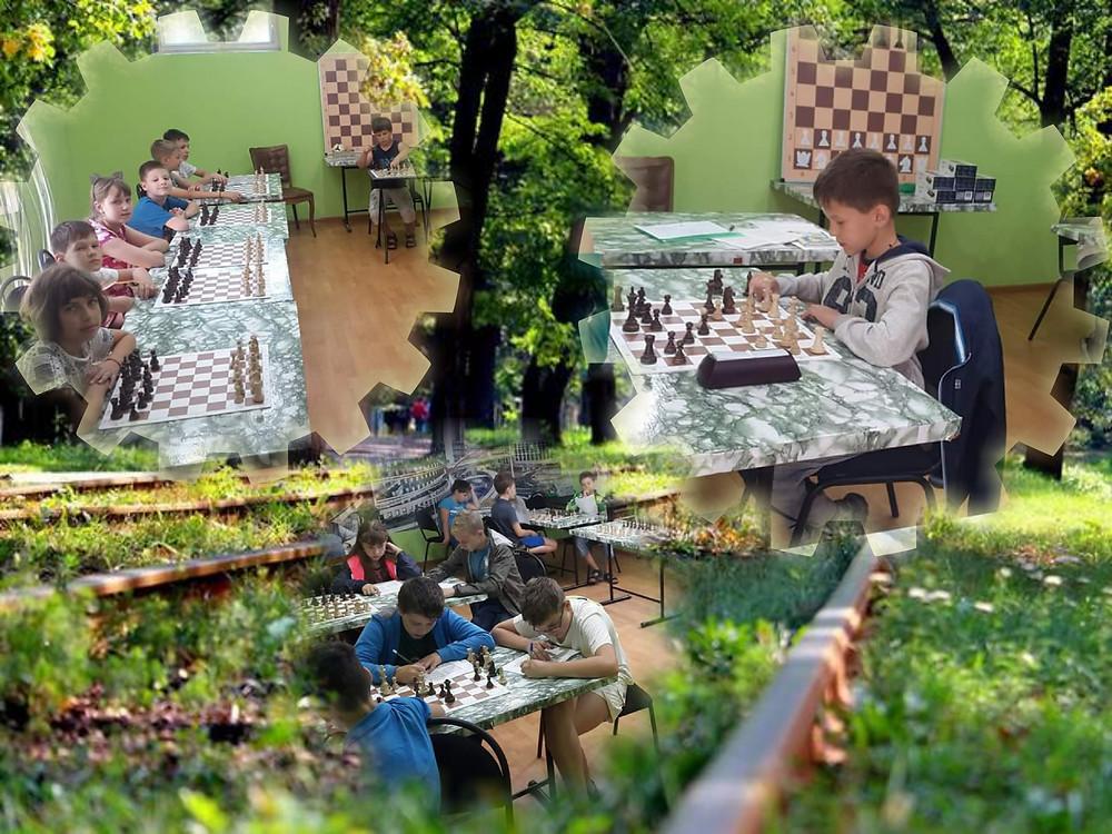 Демонстраційні шахівниці