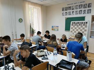 Вибір демонстраційної дошки для шахової підготовки дітей