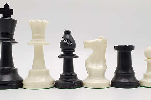 Пластикові шахи Стаунтон