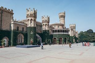 India - Bangalore palace