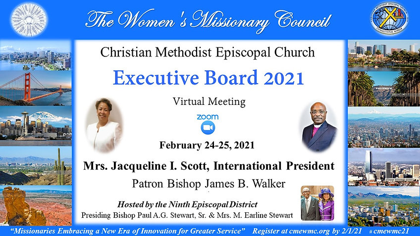 WMC Executive Board 2021 bannerdisplayre
