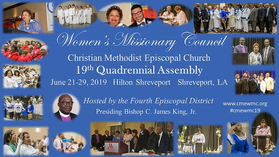 Quadrennial Assembly Promotional flyer f