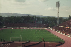 1975 dzfc v red star belgrad