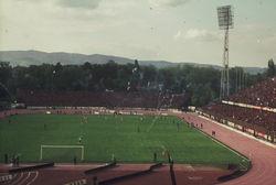 1975 dzfc v red star belgrad