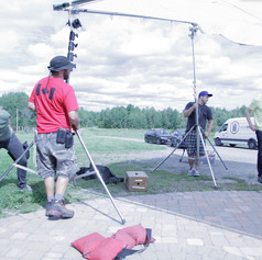 Video production crew in Toronto