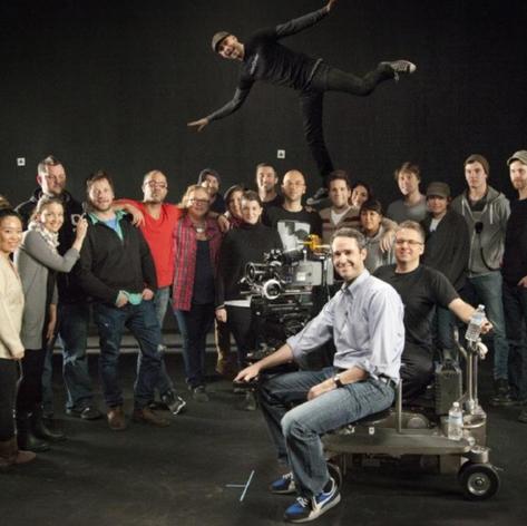 Mike Edgell + Crew