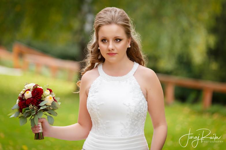 svadobný portrét