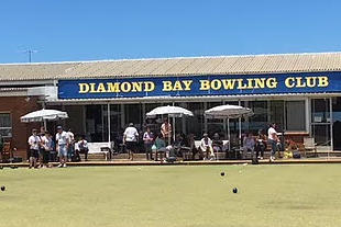 Family and friends day - bowling and sausage sizzle.  December 3, 2017.  Another successful family and friends day was held on March 4, 2018.  Such days -- for family, friends, and folks from the  community -- have become regular occurrences at Diamond Bay.