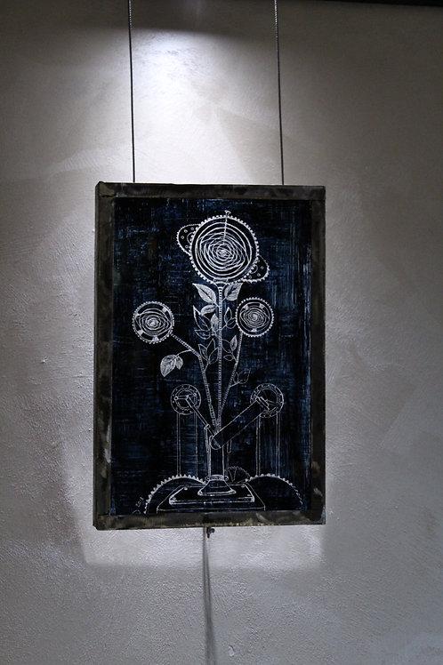 Astrolabio in -fiore