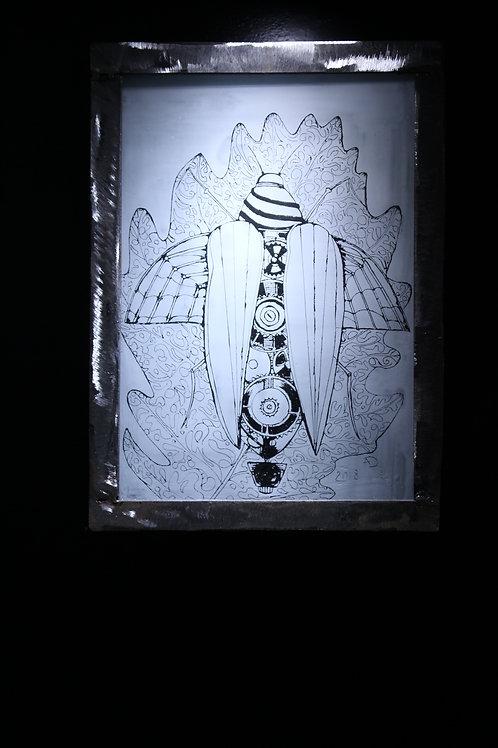 mechanical scarab