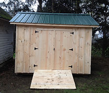 amish shed