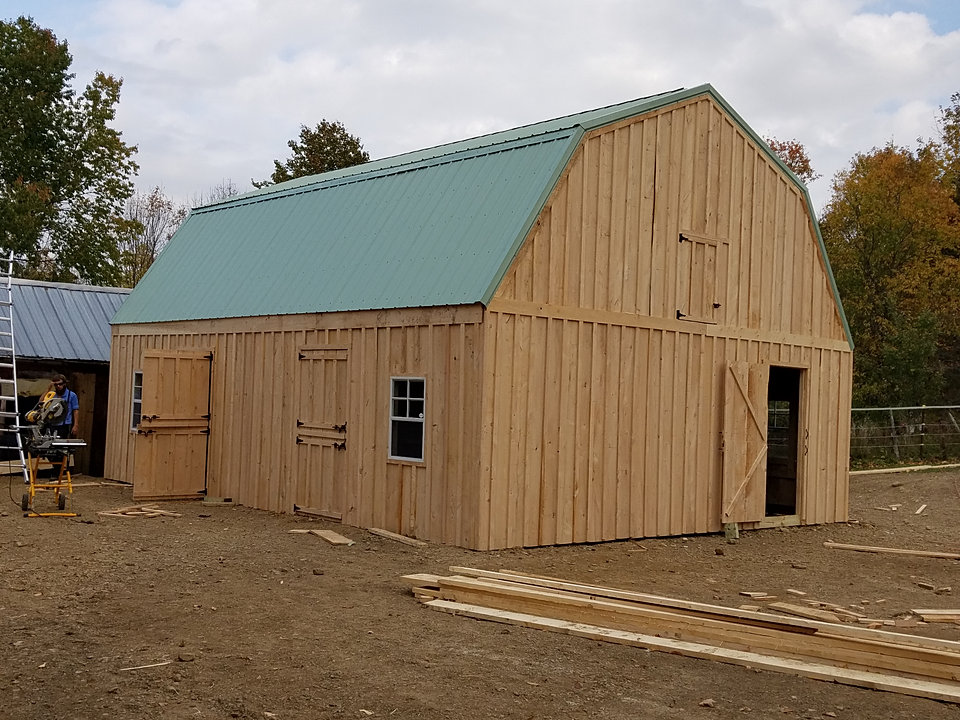 Amish Valley Sheds Custom Built Sheds And Delivery