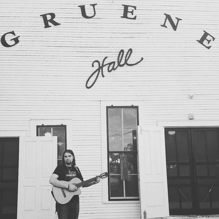 Gruene Hall in New Braunfels TX