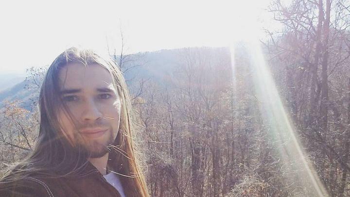 Blood Mountain in North Georgia
