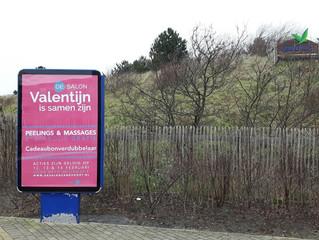 Valentijnscampagne gestart voor De Salon