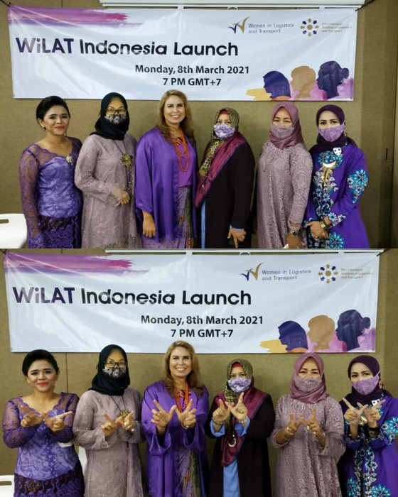 WiLAT Indonesia Launching Event.