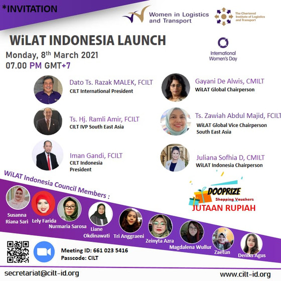 Road to WiLAT Launching in Indonesia
