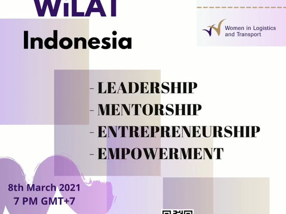 4 Days to WiLAT Indonesia Launch. Save the date 8th March at 7 PM Jakarta time. Don't miss it!!!