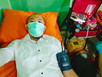CSR Blood Donation Activities in collaboration with the Indonesian Red Cross attended by 110 people.