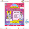 WiLAT Indonesia CP, in an interactive radio talk about Gender & Entrepreneurship, on Oct 5th, 2021