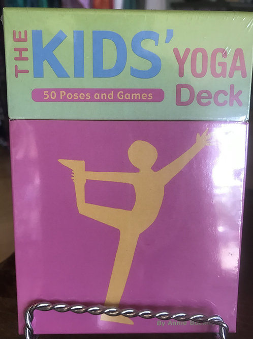 Kids Yoga Deck