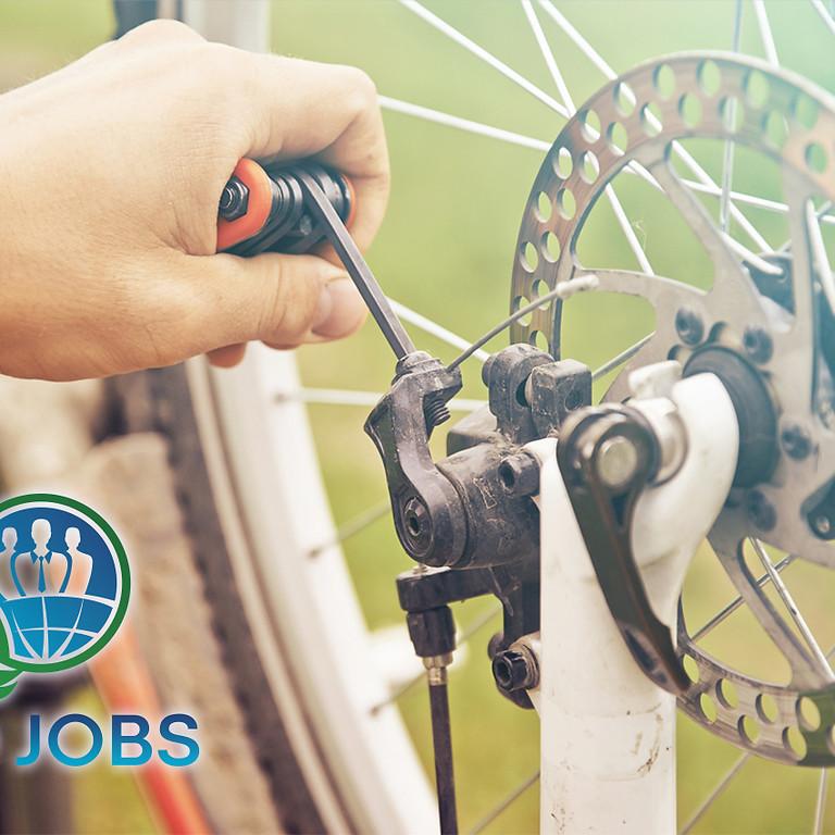 Kerékpár összeszerelő munkakör - Tószeg