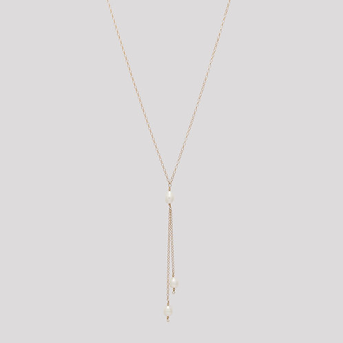 The Tina Drop Necklace