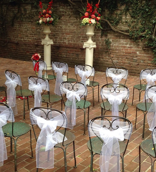 Chair Covers, Weddings, Events, Affordable, Venue, Sashes, Bows, Corporate Events, Parties, Flowers, Birthdays, Funerals, Quinceañera, Bar mitzvah, Bah mitzvah, Elegant, Beautiful