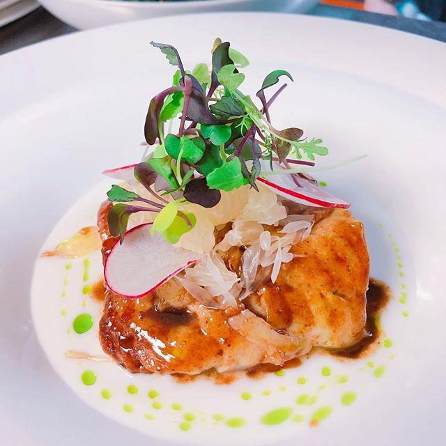 Tamarind Glazed Cod