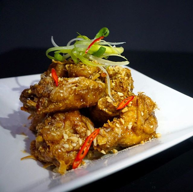 Chili Tamarind Peanut Wings