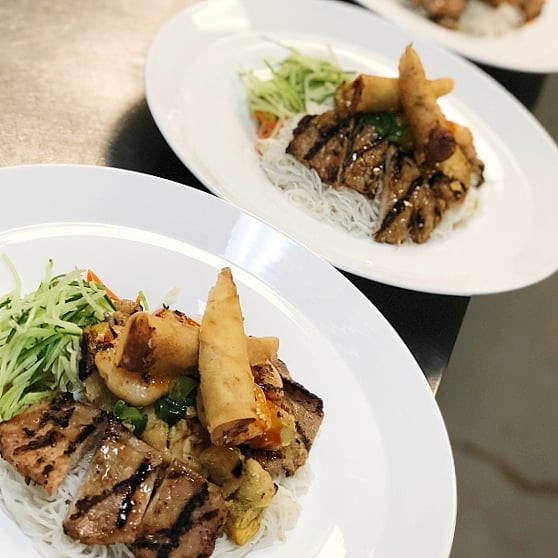 Grilled Ultimeat Feast Vermicelli