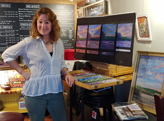 """""""Discovering Pastels"""" with Susan Nicholas Gephart"""