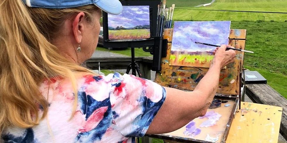 September Two-Day Hameau Farm Studio Artist Retreat