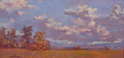 Clouds Over Stringer Farm