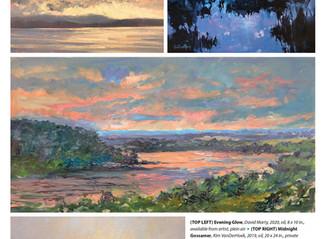 PleinAir Magazine: Plein Air Portfolio - Sunrise, Sunset