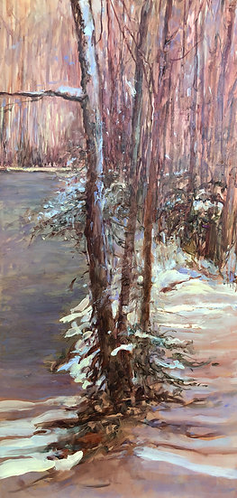 Winter's Serenity Path