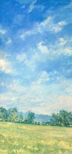 Clouds Over Hameau