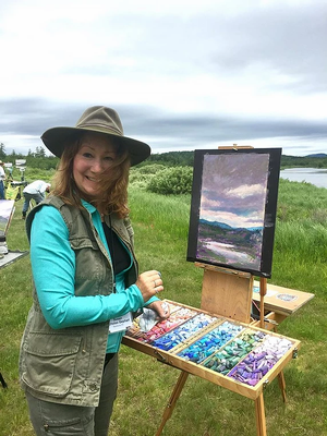 PleinAir Today - Featured Plein Air Ambassador: Susan Nicholas Gephart