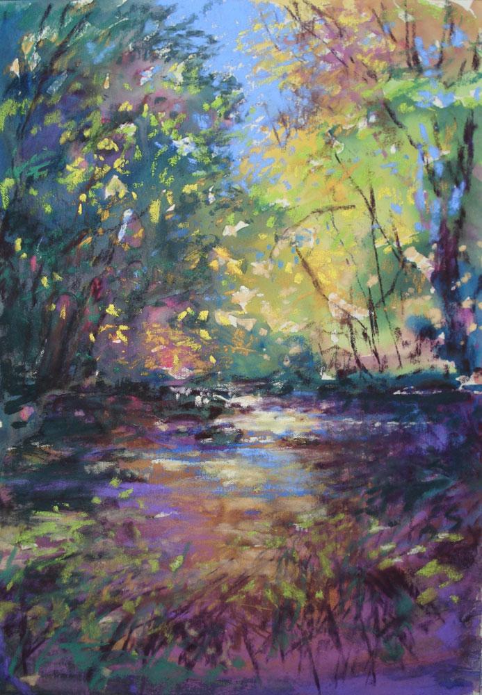 Kish Creek October Light